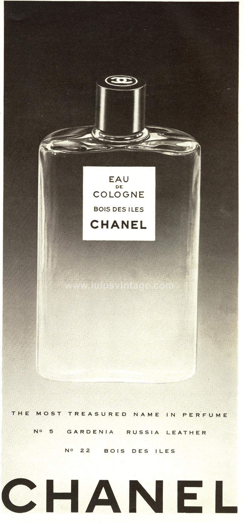 Lulu's Vintage Blog: Vintage Perfume Ads