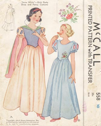 Lulus Vintage Blog Vintage Halloween Costume Sewing Patterns