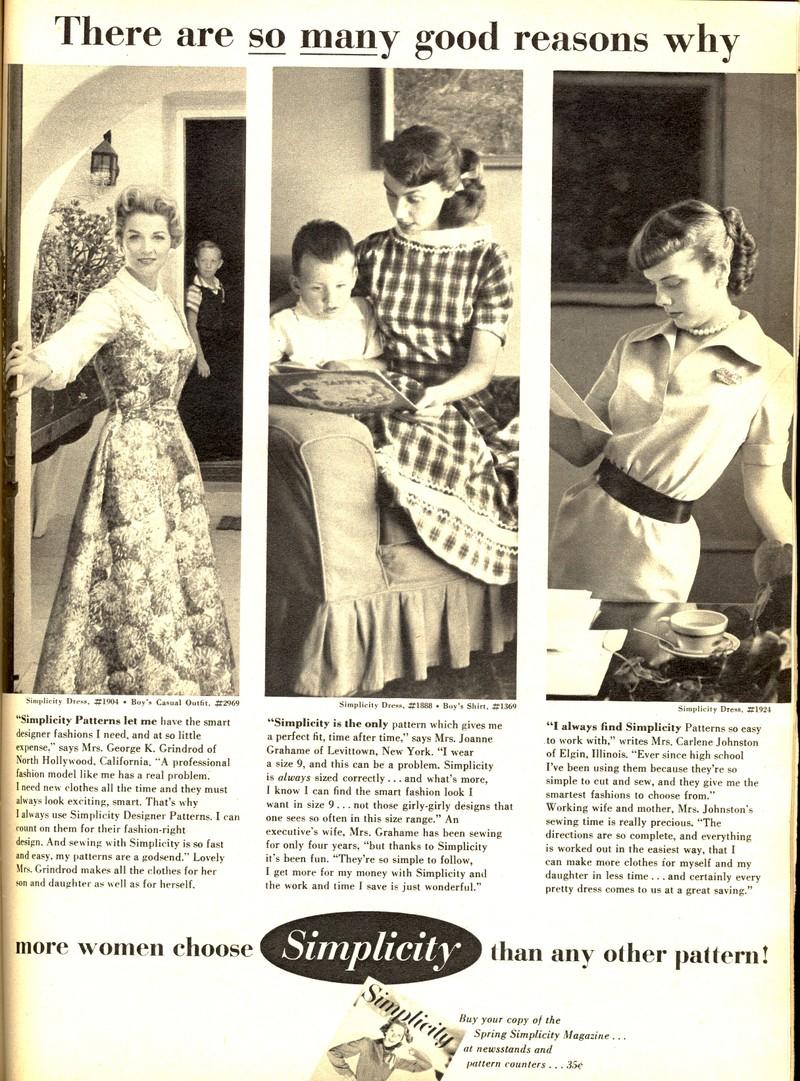 Vintage Sewing Ads 40