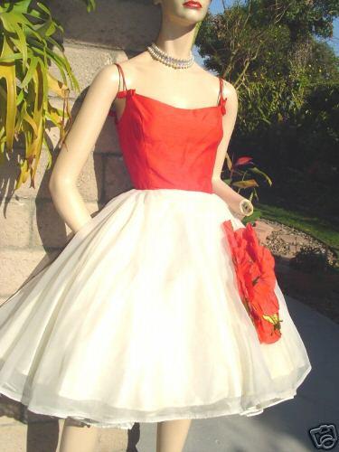 Lulu\'s Vintage Blog: Vintage Prom Dresses